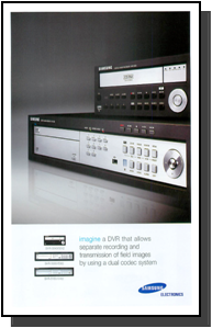 Digital Video Recorders for CCTVs