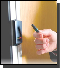 Keyfob Door Access System