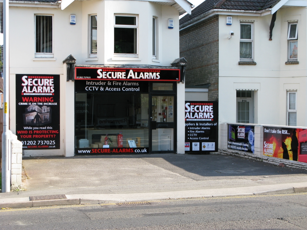 Secure Alarms in Poole, Dorset