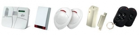 Visonic Powermax Wireless Alarm Range